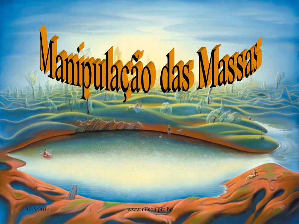Manipulação das Massas