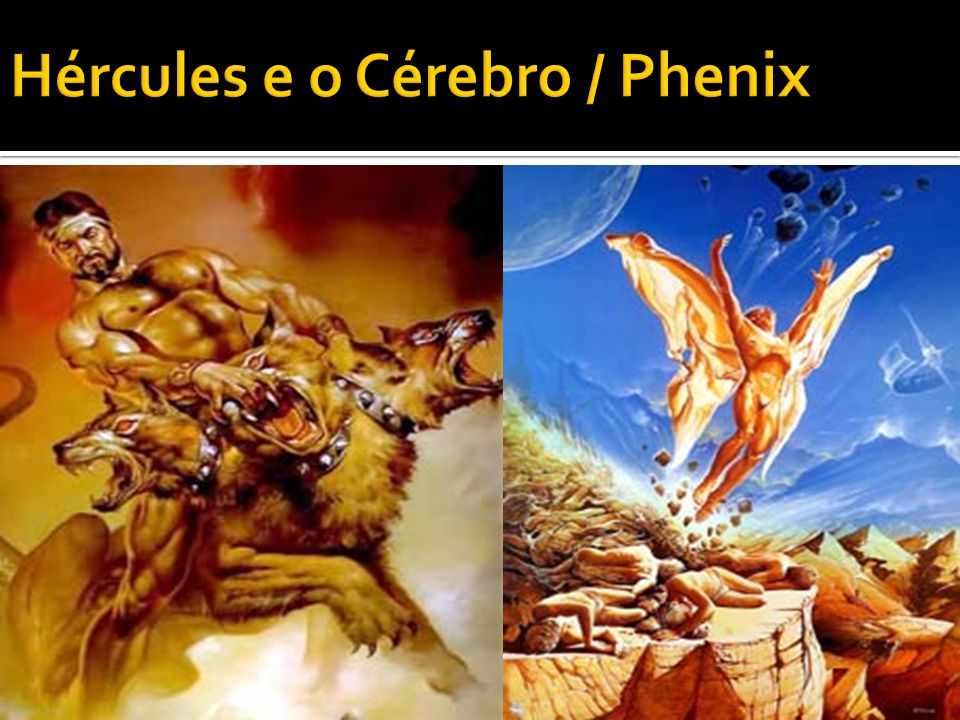 Hércules e o Cérebro / Phenix