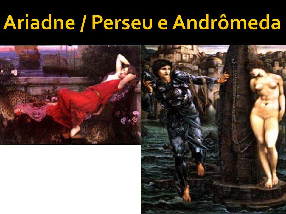 Ariadne / Perseu e Andrômeda