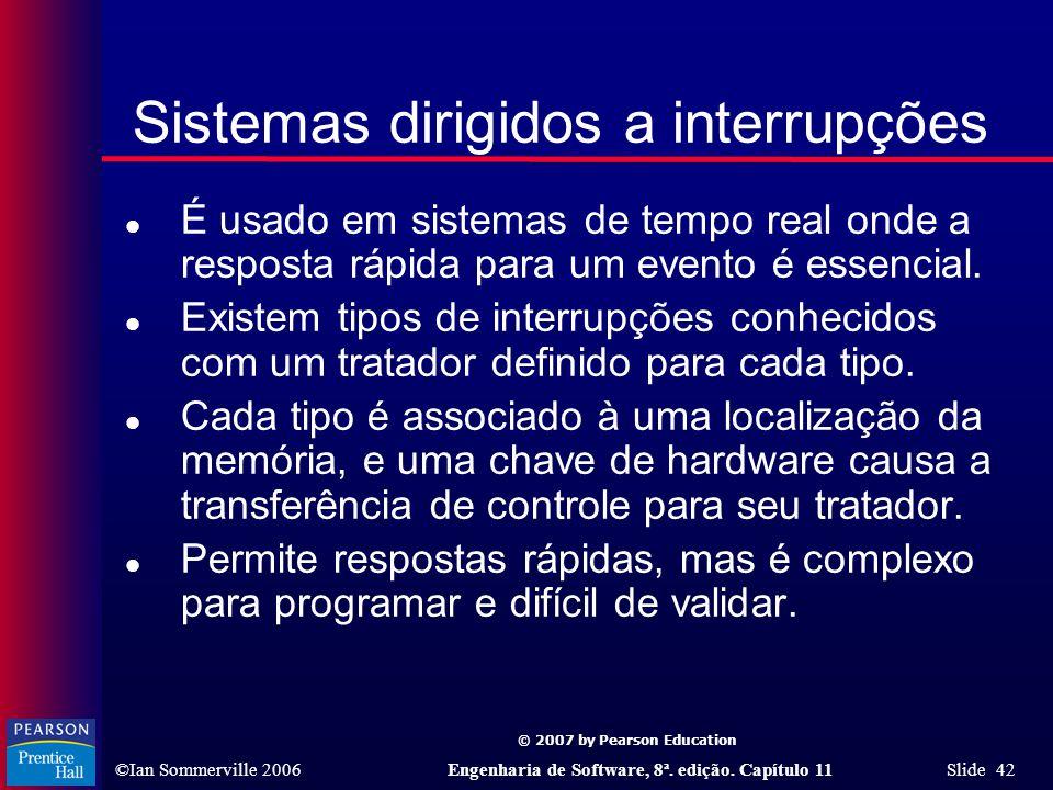 Sistemas dirigidos a interrupções