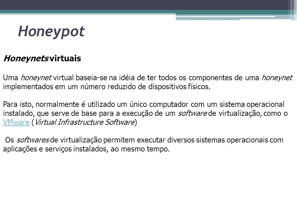 how to create a virtual honeypot