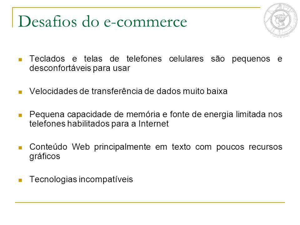 Desafios do e-commerce