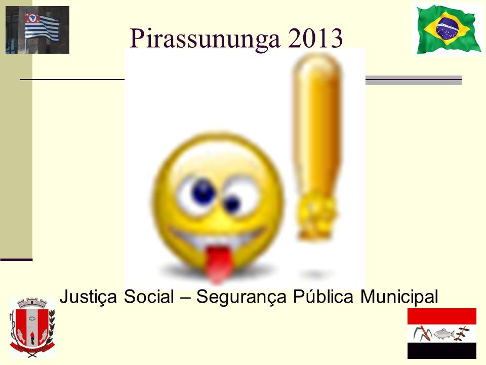 Justiça Social – Segurança Pública Municipal