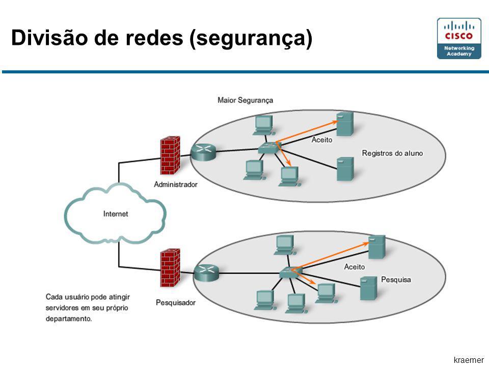 Divisão de redes (segurança)