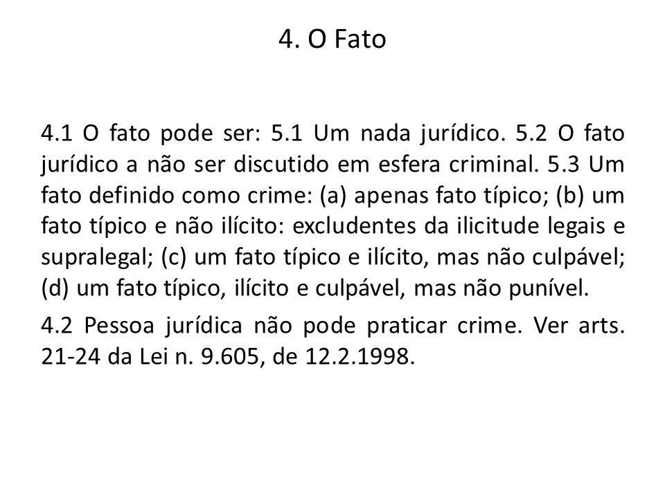 4. O Fato