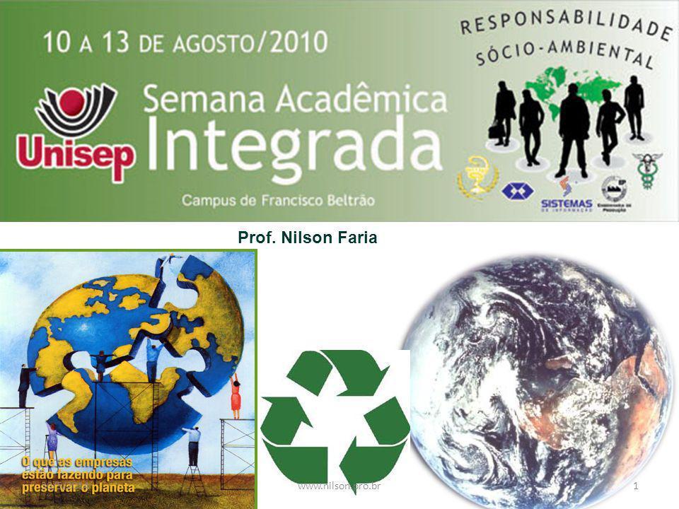 UNISEP Prof. Nilson Faria 31/03/2017 www.nilson.pro.br
