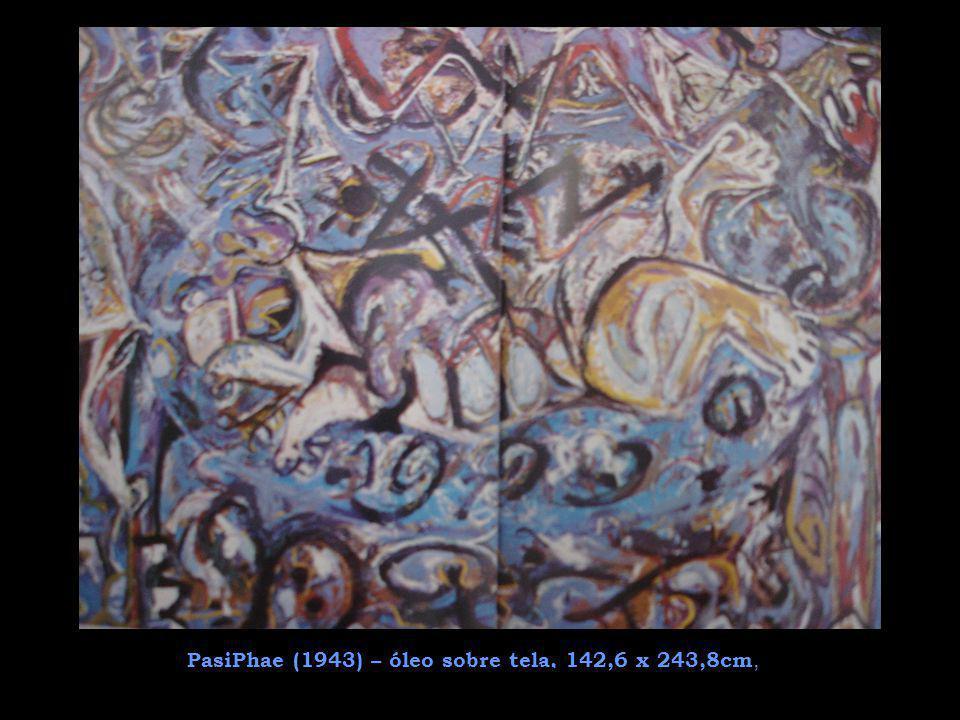 PasiPhae (1943) – óleo sobre tela, 142,6 x 243,8cm,