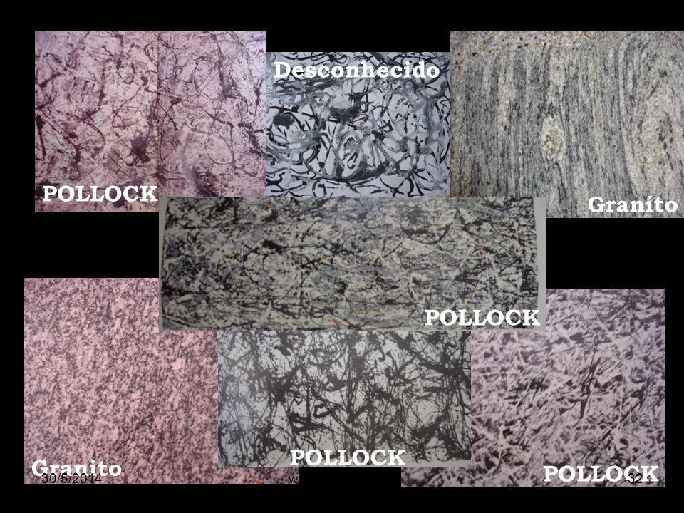 Desconhecido POLLOCK Granito POLLOCK POLLOCK Granito POLLOCK