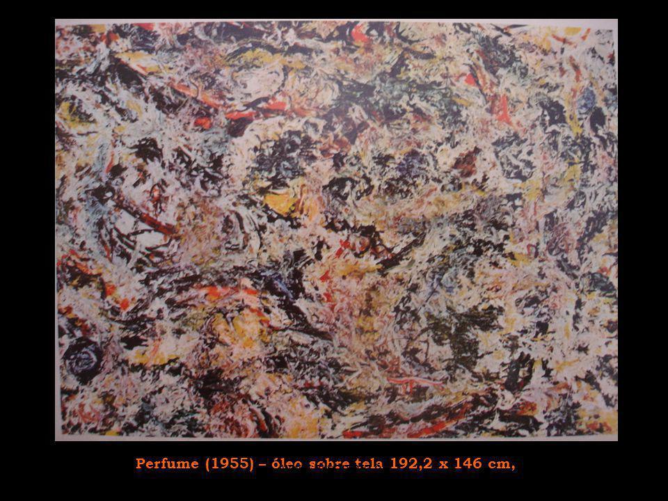 Perfume (1955) – óleo sobre tela 192,2 x 146 cm,