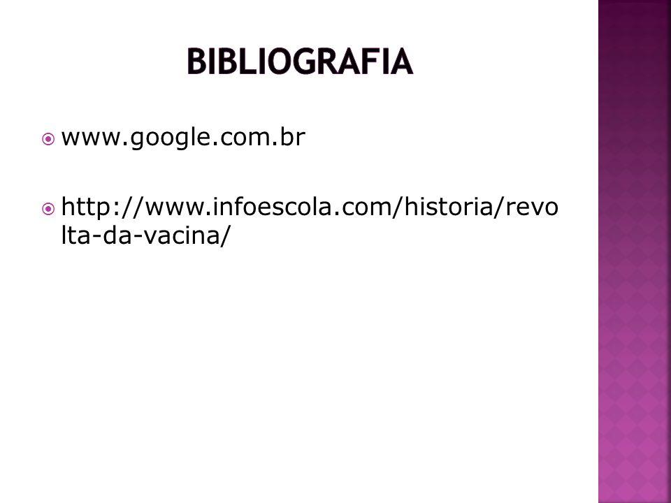 Bibliografia www.google.com.br