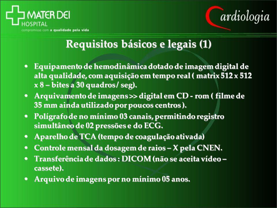 Requisitos básicos e legais (1)