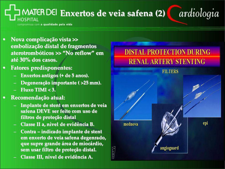 Enxertos de veia safena (2)