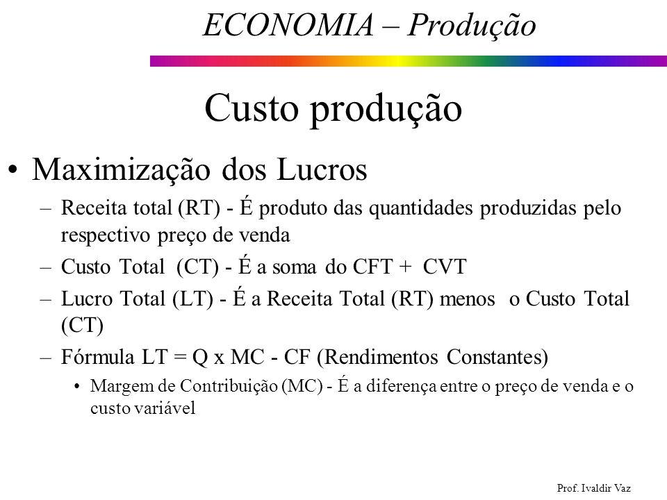 Economia e Gestão Financeira