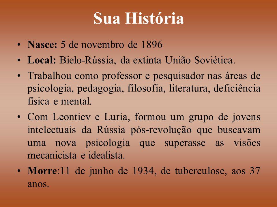 Sua História Nasce: 5 de novembro de 1896