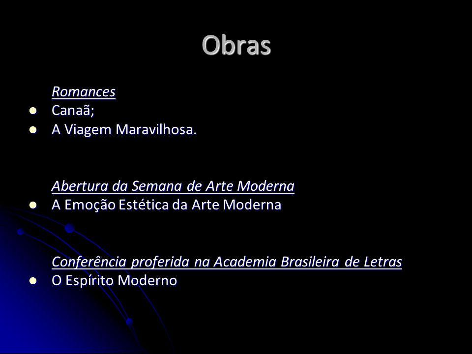 Obras Romances Canaã; A Viagem Maravilhosa.
