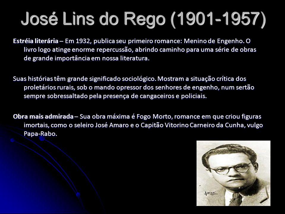 José Lins do Rego (1901-1957)