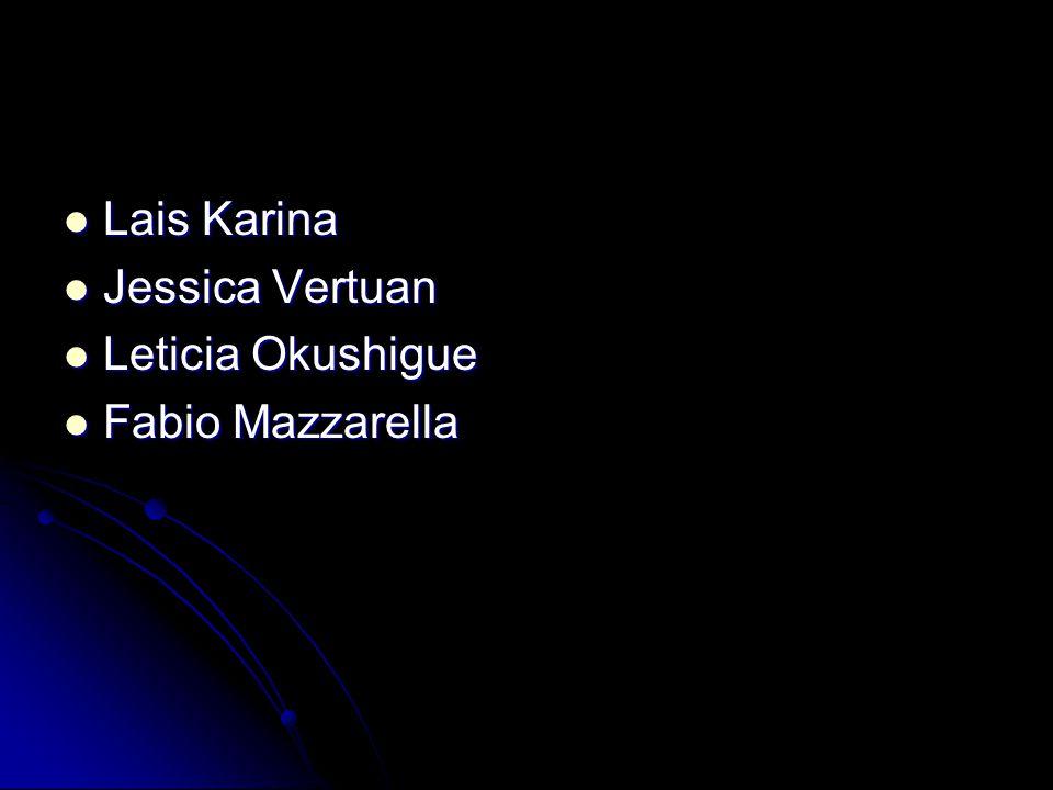 Lais Karina Jessica Vertuan Leticia Okushigue Fabio Mazzarella
