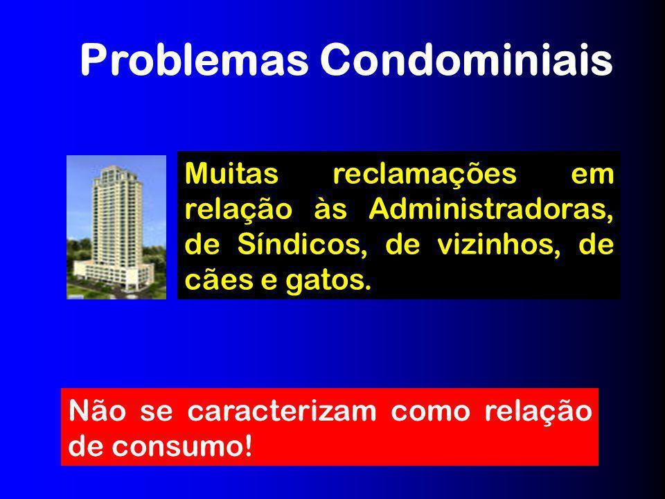 Problemas Condominiais