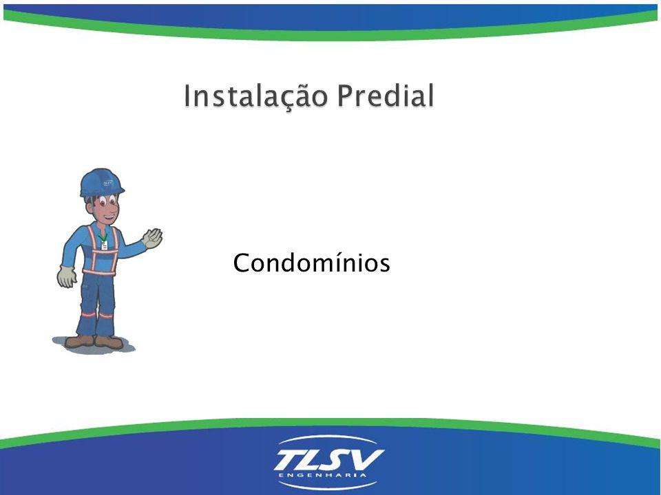 Instalação Predial Condomínios