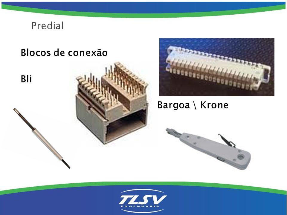 Predial Blocos de conexão Bli Bargoa \ Krone