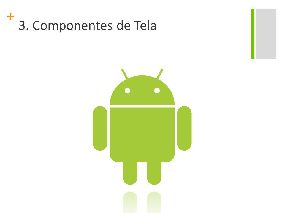 3. Componentes de Tela