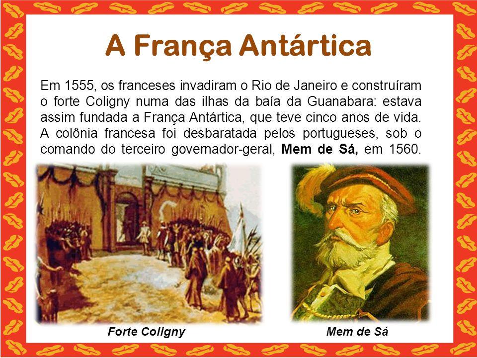 A França Antártica