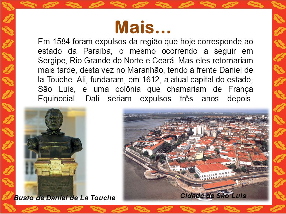Busto de Daniel de La Touche