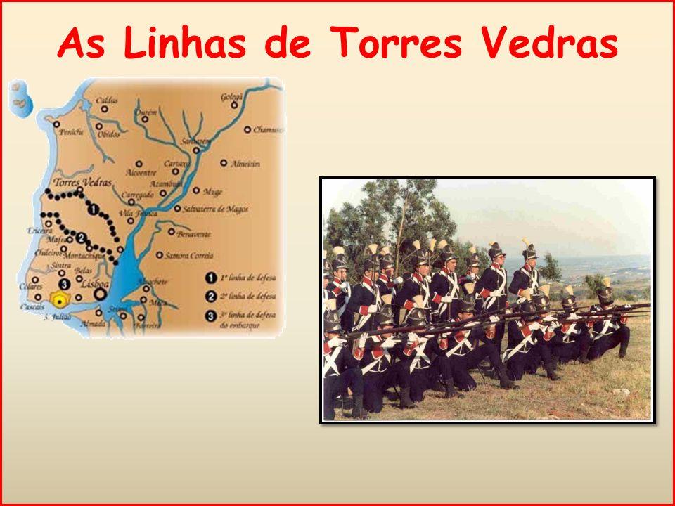 As Linhas de Torres Vedras