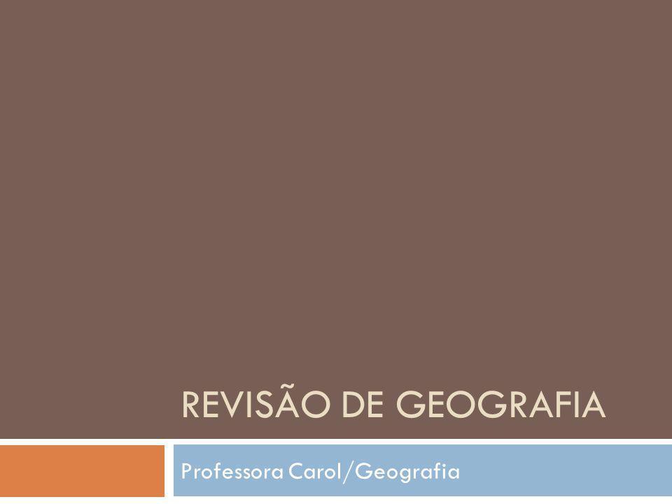 Professora Carol/Geografia