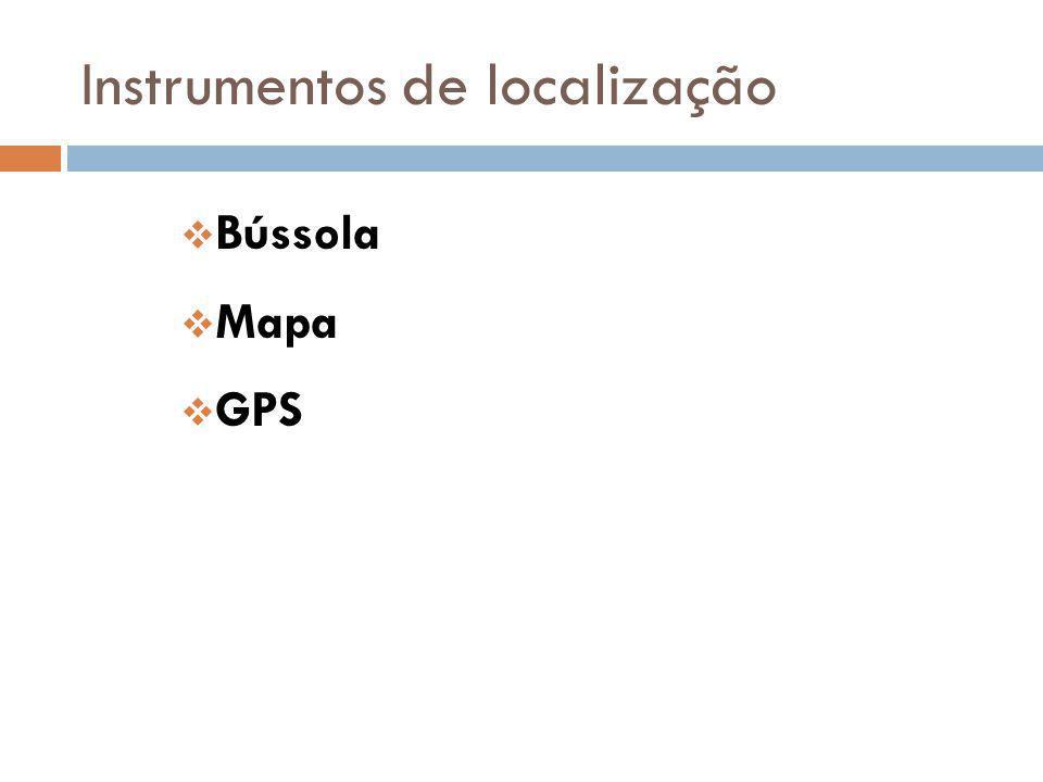 Instrumentos de localização