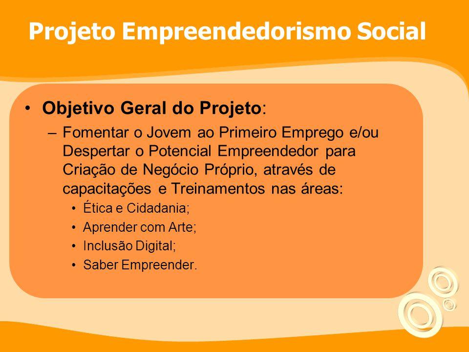 Projeto Empreendedorismo Social