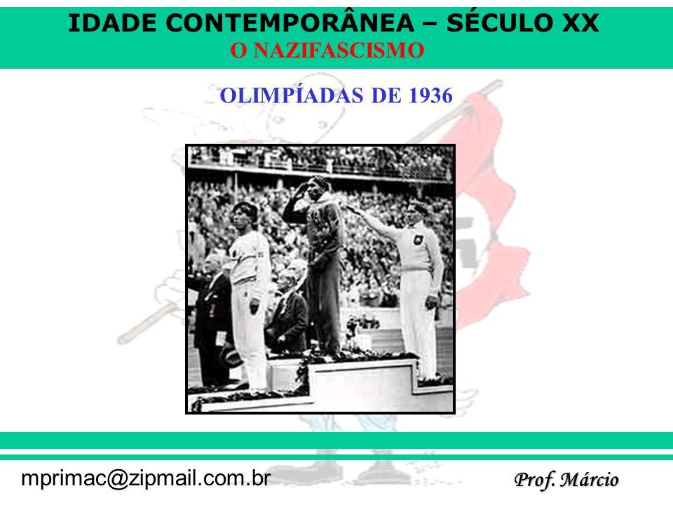 OLIMPÍADAS DE 1936