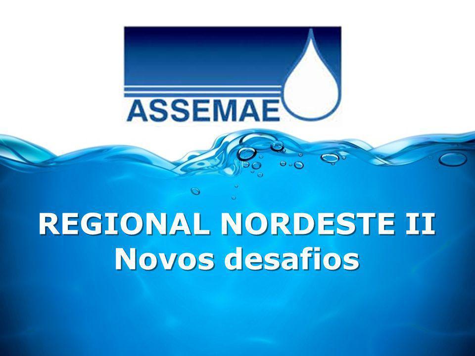 REGIONAL NORDESTE II Novos desafios