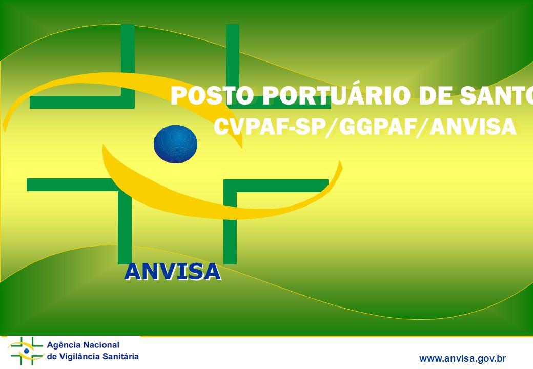 POSTO PORTUÁRIO DE SANTOS