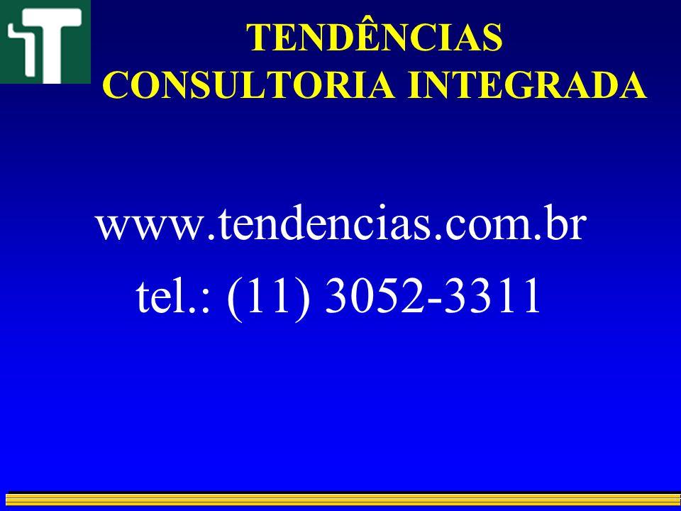 TENDÊNCIAS CONSULTORIA INTEGRADA
