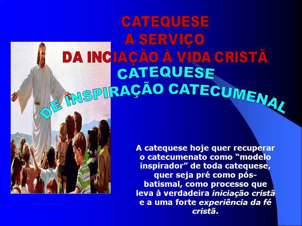 DE INSPIRAÇÃO CATECUMENAL