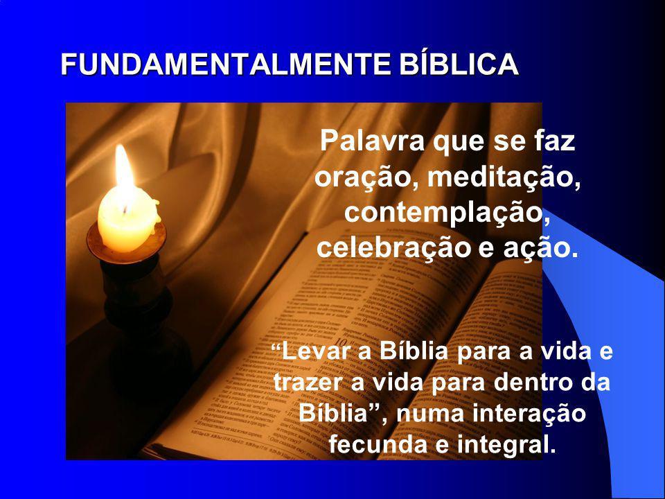 FUNDAMENTALMENTE BÍBLICA
