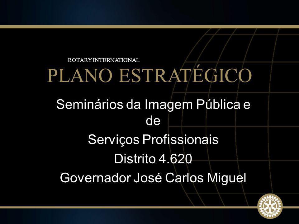 PLANO ESTRATÉGICO Seminários da Imagem Pública e de