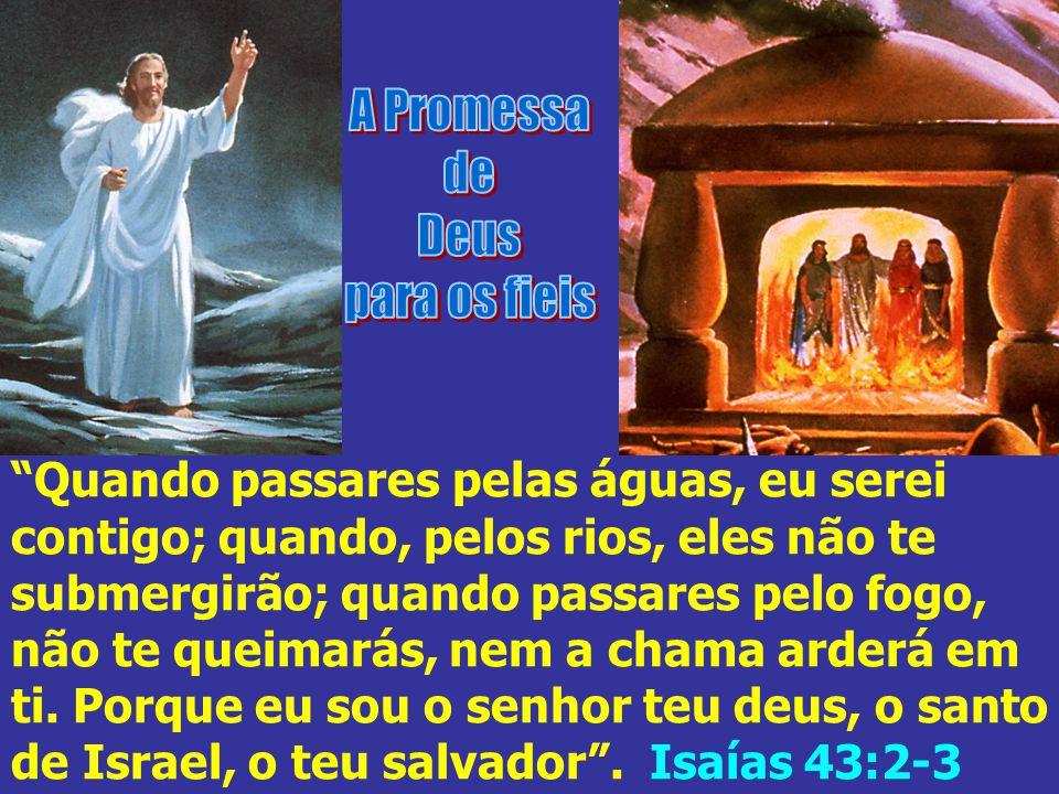A Promessa de Deus para os fieis