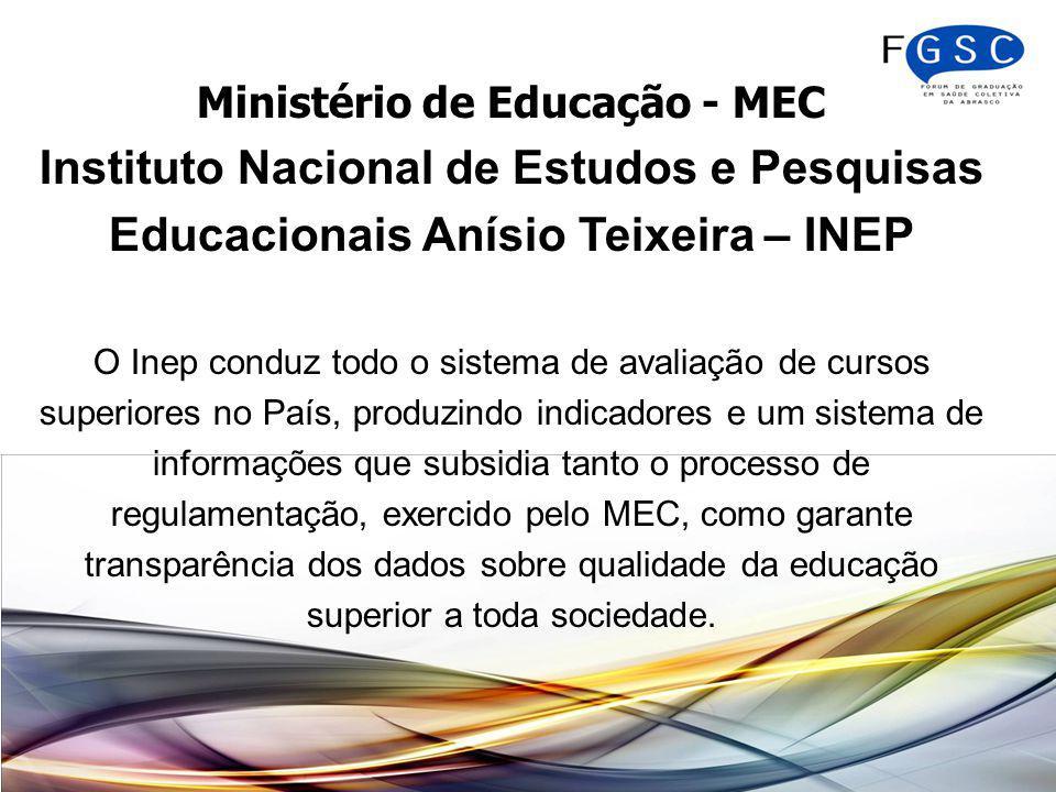 Ministério de Educação - MEC