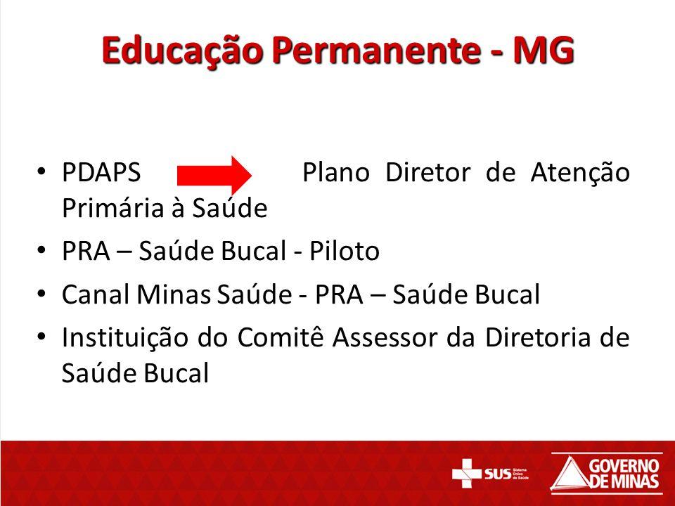 Educação Permanente - MG
