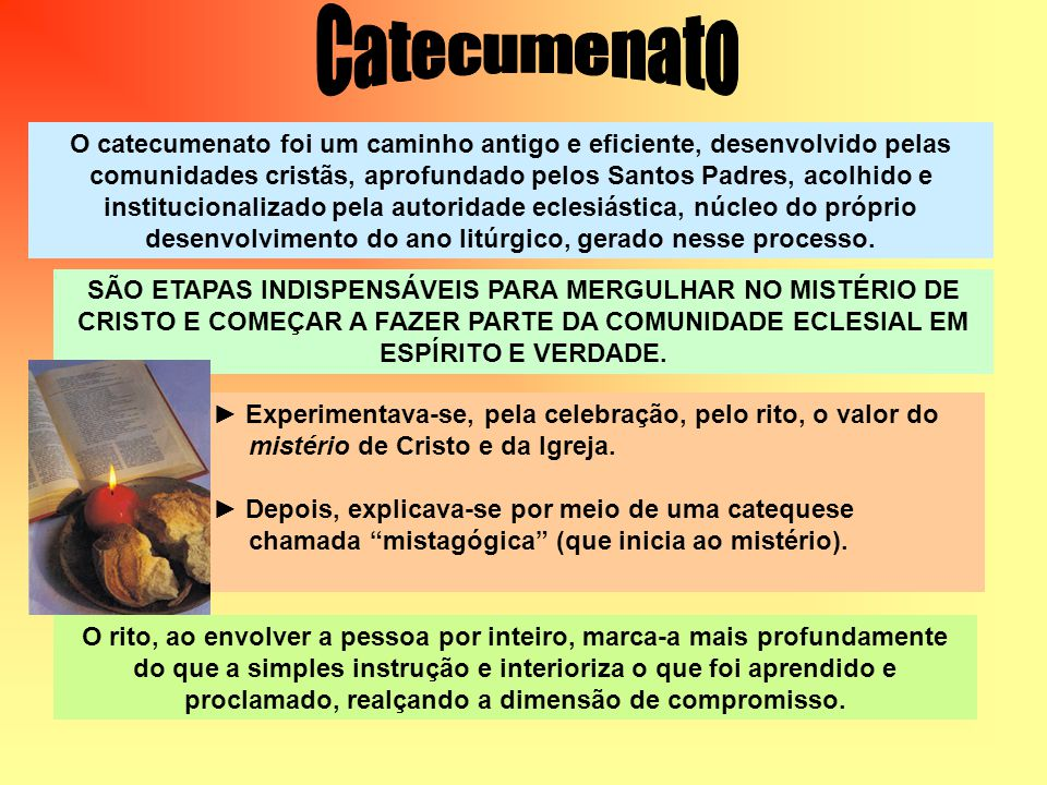 Catecumenato