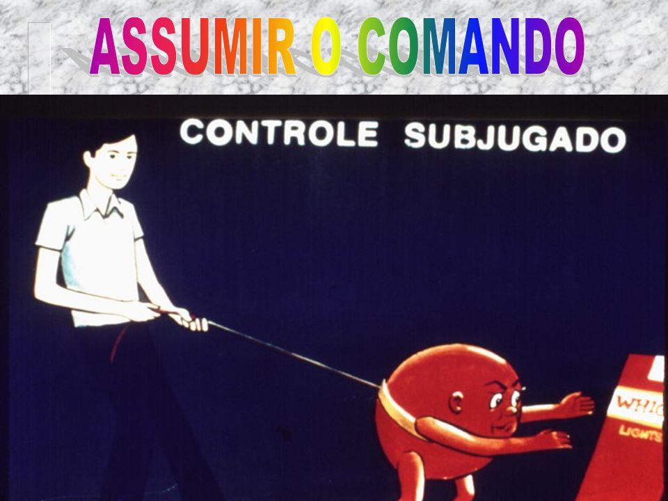 ASSUMIR O COMANDO