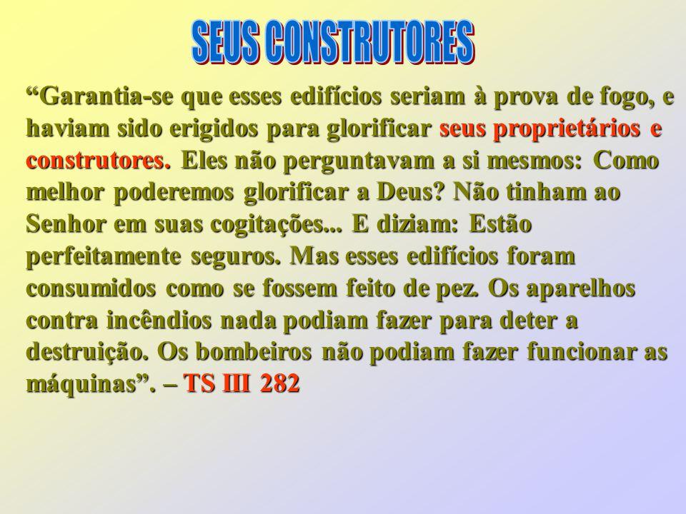 SEUS CONSTRUTORES