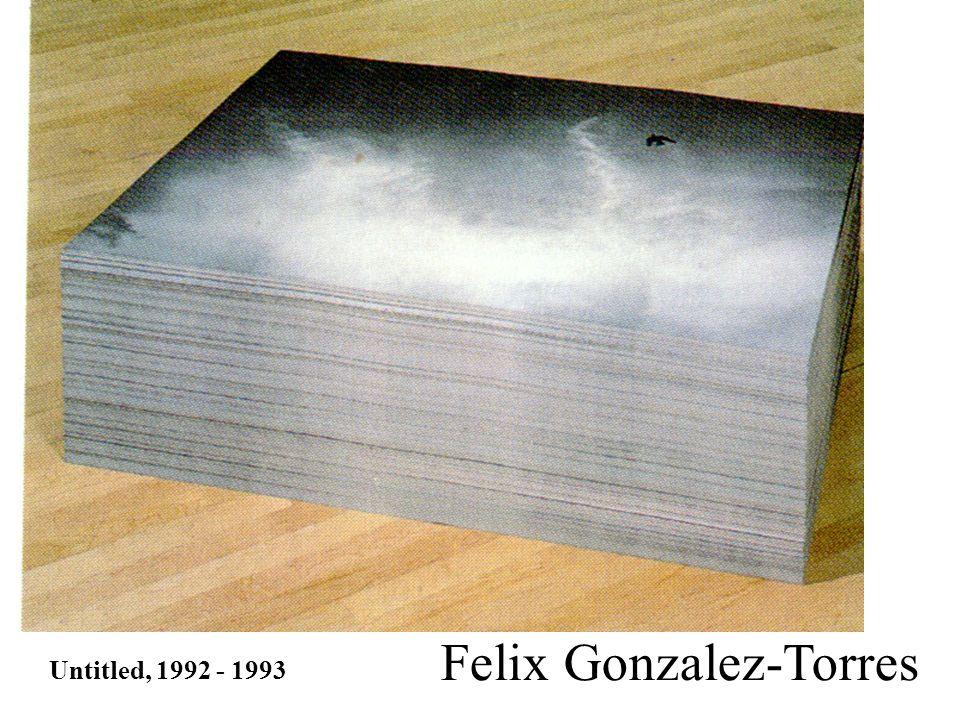 Felix Gonzalez-Torres