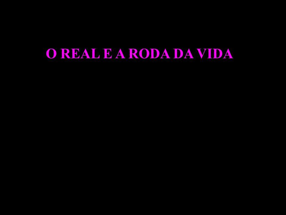 O REAL E A RODA DA VIDA