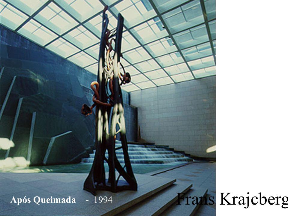 Frans Krajcberg Após Queimada - 1994