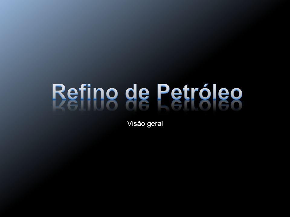 Refino de Petróleo Visão geral