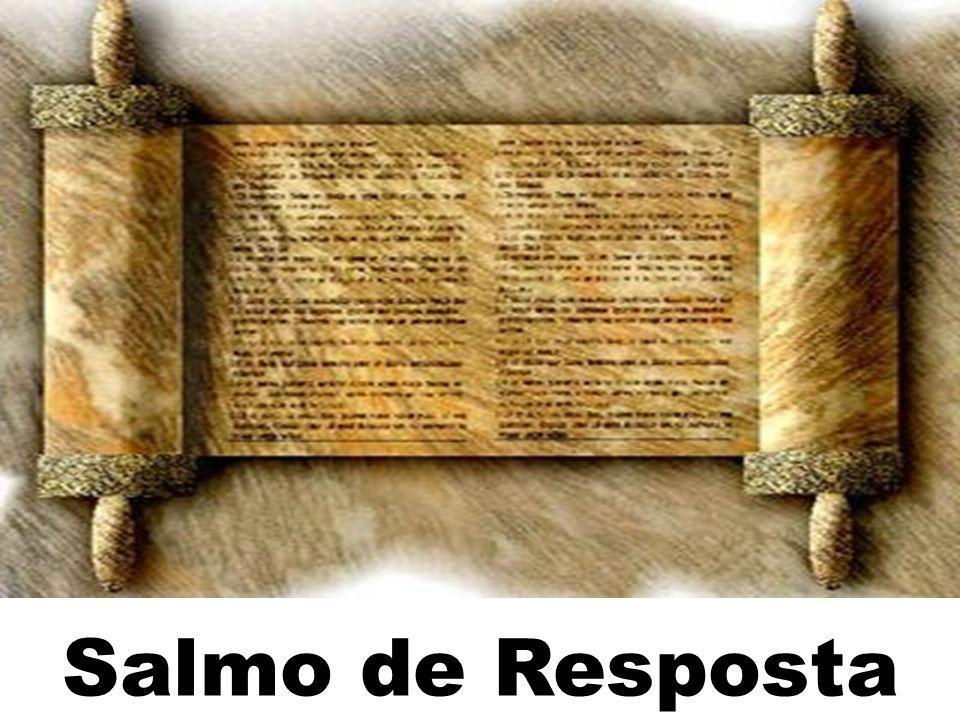 Salmo de Resposta 38