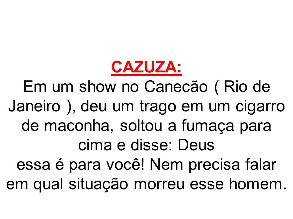 CAZUZA:
